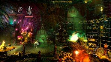 Obrázky ze hry Trine 2