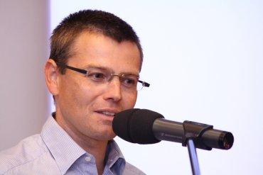 Jakub Unger, ředitel obsahových služeb Centrum Holdings