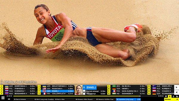 BBC nabídne během olympijských her řadu interaktivních aplikací. Ty ale nebudou bez certifikovaného boxu satelitní služby Freesat českým divákům k dispozici. Olympijská nabídka BBC sportovní fanoušky u nás přesto potěší.
