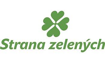 Logo Strany Zelených.