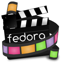 Fedora Video Logo