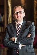 Filip Hanzlík, náměstek výkonného ředitele České bankovní asociace (10/2015)