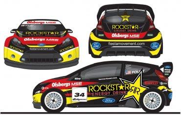 Olsberg MSE ROCKSTAR X Games Fiesta
