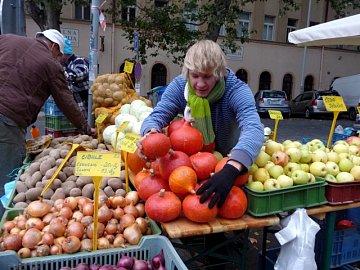 Karlínské trhy končí tuto sobotu