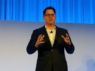 Michael Dell, zakladatel a šéf společnosti Dell.