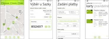 Mobilní bankovnictví od Air Bank pro Windows Phone 8.1 a vyšší