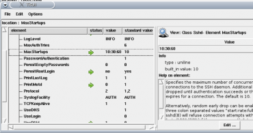 Config::Model::OpenSSH