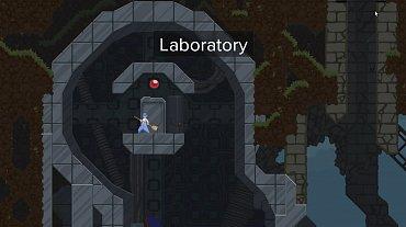 Obrázky ze hry Dustforce