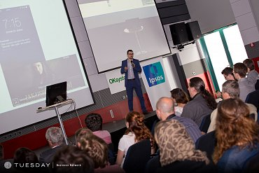 Marek Bačo na Content First 2015