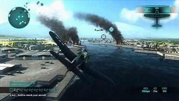 Air Conflicts: Pacific Carriers obrázky k článku.