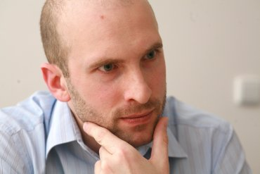 Martin Procházka, M.B.A. Finance