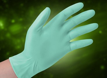 latex, latexové rukavice