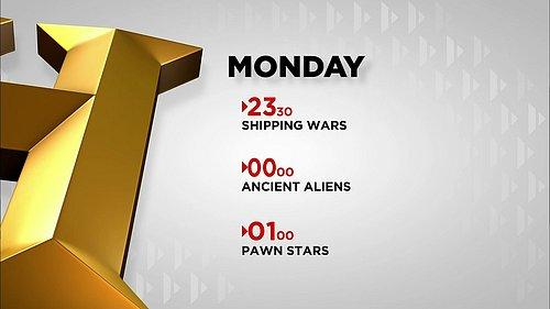Nové zpracování pořadů na HD verzi stanice History Channel