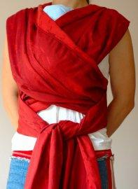 Šátek, nošení, miminko, dítě
