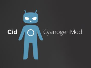 Nové logo CyanogenMOD