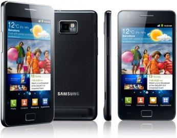 Mobilní telefon Samsung Galaxy S2