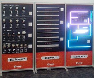 Ukázka výběru z LED produkce společnosti Elko Lighting. Nabídka není právě malá... Mimochodem pokud vše dobře dopadne, budeme vám brzy moci blíže představit i LED pásky, které jsou stále populárnější.