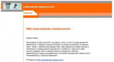 ING Phishing