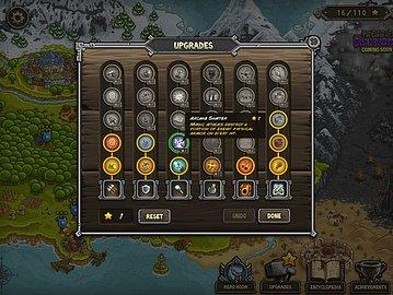 Kingdom Rush - obrázky ze hry.