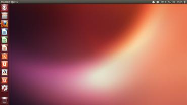 První pohled na Ubuntu 13.04 s rozhraním Unity