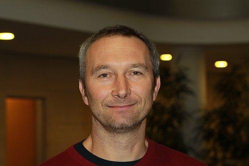 Daniel Peške, PR zástupce společnosti PRE.