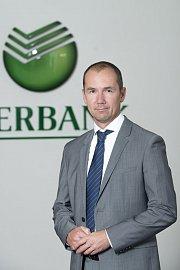 Richard Paulík, ředitel divize korporátního bankovnictví a strukturovaného financování ve Sberbank CZ
