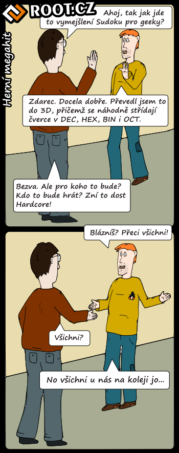 Komiks: jak je to s našimi OS?