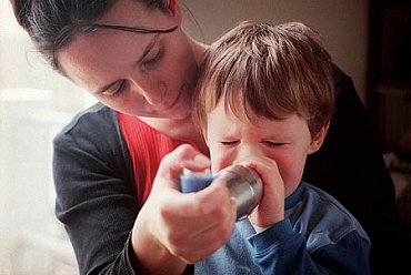dušnost, astma