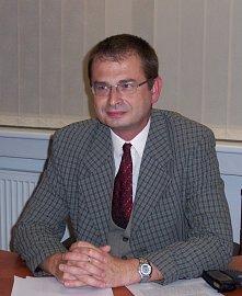 Lékař Zdeněk Mrozek