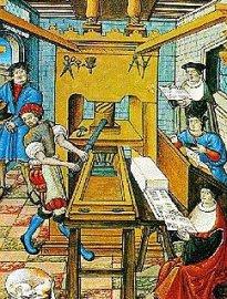Knihtisk v 15. století