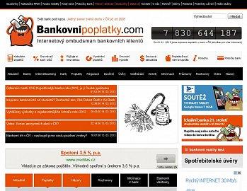 Web Bankovnipoplatky.com.