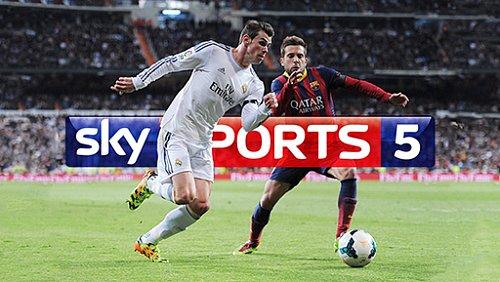 Britská Sky Sports 5 se zaměří výhradně na evropské fotbalové soutěže