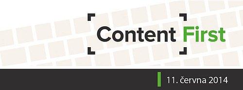 Konference Content First se uskuteční 11. června v Praze.