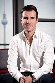 Ralf Wenzel (výkonný ředitel startupu Foodpanda)