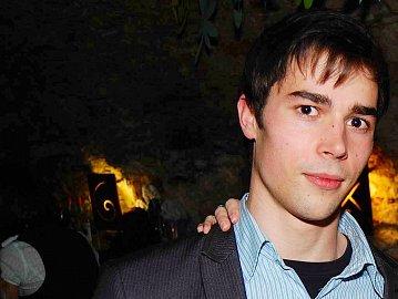 Tomáš Zalužanský, zakladatel iMenu