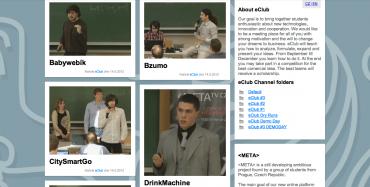 Prezentace z eClubu na MetaTV