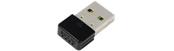 K přijímači můžete zakoupit USB Wi-Fi. Na obrázku je originál od firmy Venton. Další možnosti jsou například Ferguson Wi-Fi W02(nebo W03 802) 802, 11 150Mbps, nebo Wi-Fi N 300Mbps atd.