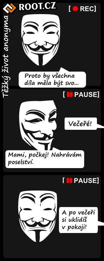 Tema o Anonymous