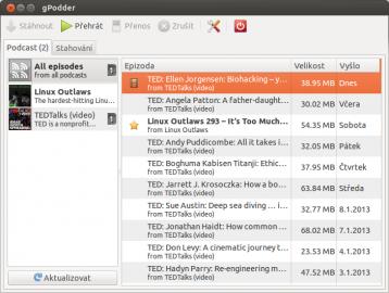Softwarová sklizeň (16. 1. 2013) - obrázky aplikací