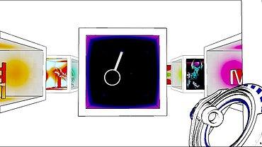 Antichamber - obrázky ze hry.