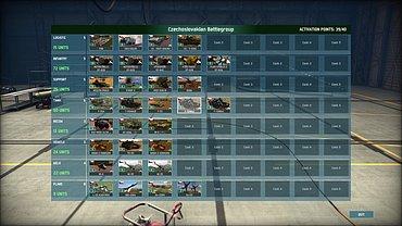 Obrázky ze hry.
