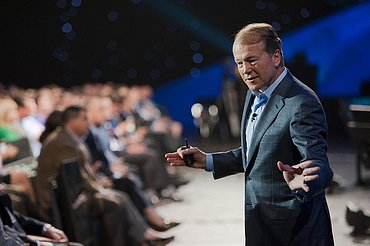 John Chambers - CEO Cisco na konferenci Cisco Live U.S. 2013