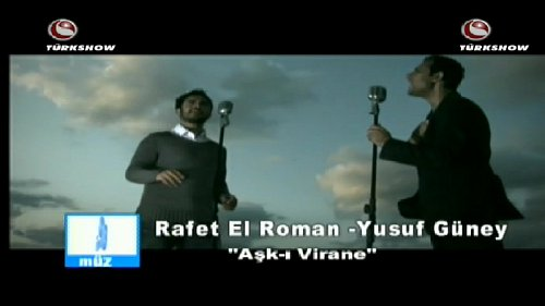 Ukázka z vysílání turecké stanice Türkshow
