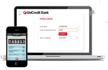 Unicredit smartklíč