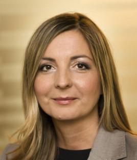 Marta Krejcarová, ředitelka oddělení Komunikace České spořitelny.