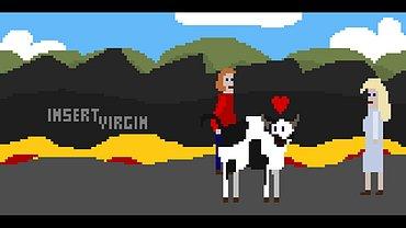 McPixel obrázky ze hry.