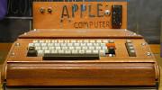 obrázek k článku Apple 1 vydražen za 20milionů korun
