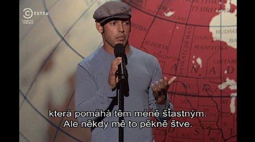 Stanice Comedy Central Extra je lokalizována do češtiny pouze formou DVB titulků