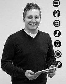 Václav Mahdal donedávna pracoval jako projektový manažer systému iNELS, nově má na starosti segment klíčových zákazníků firmy.
