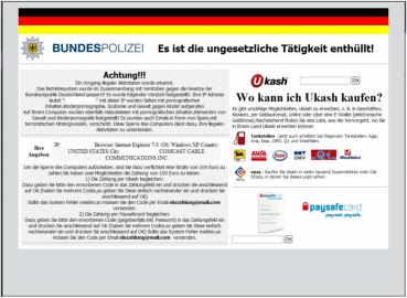 Německý ransomware